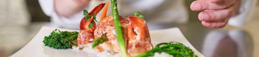 Food on Board Crystal Ravel