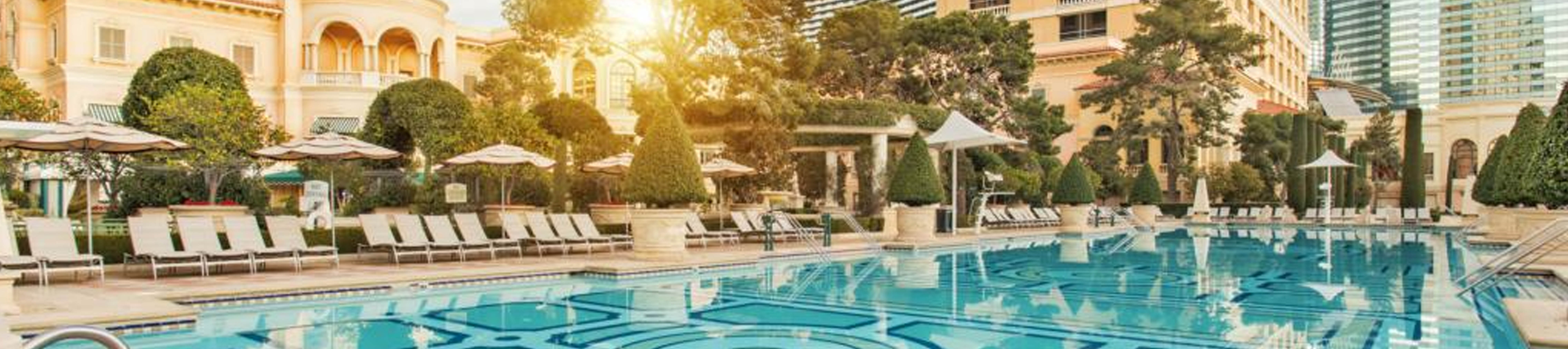 Discover The Best Pools In Las Vegas