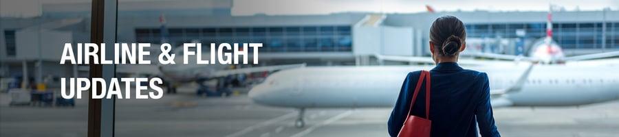 Airline Updates Header