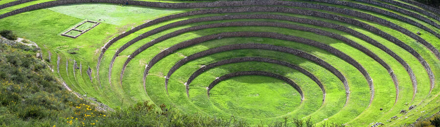 The Sacred Valley - Peru